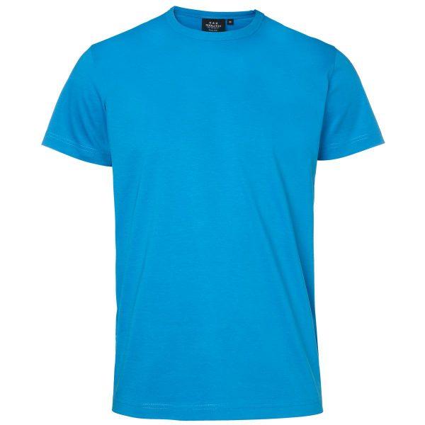 Segers T-skjorte herre Himmelblå