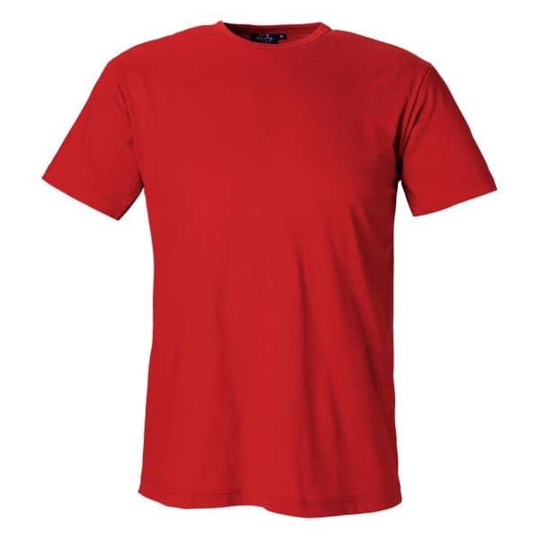 Segers T-skjorte herre Rød