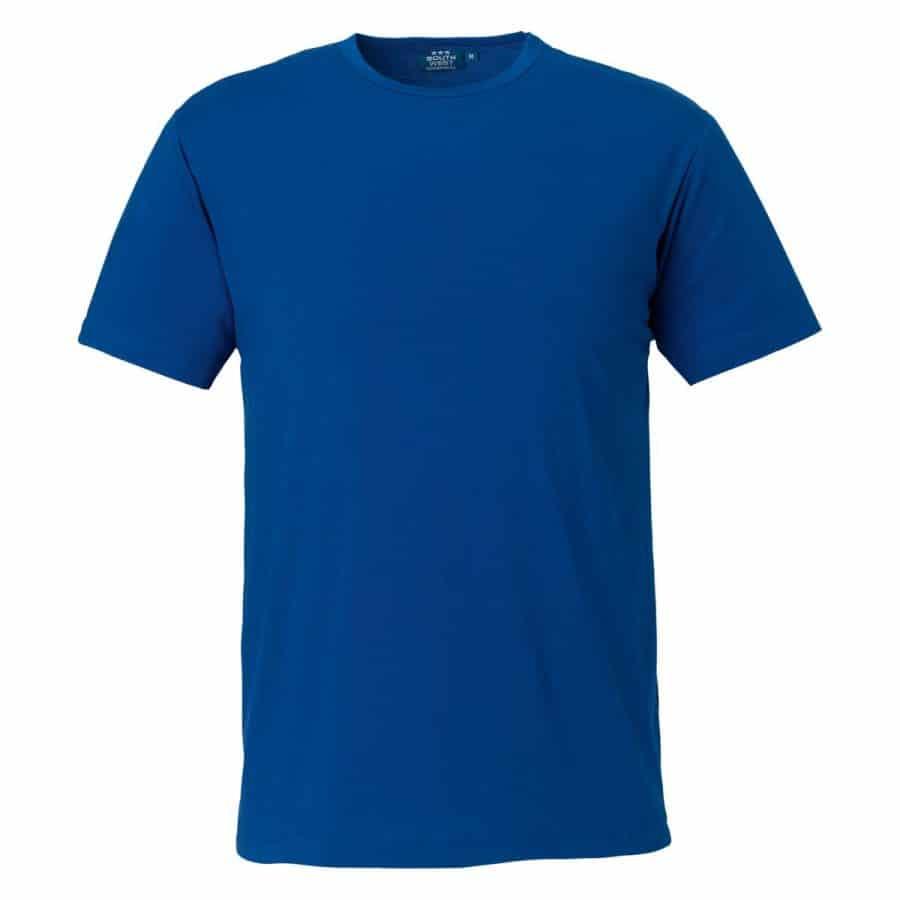 Segers T-skjorte herre Blå