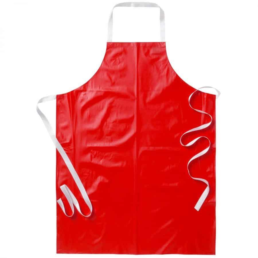 Forstykke Plast 75x90 cm Rød