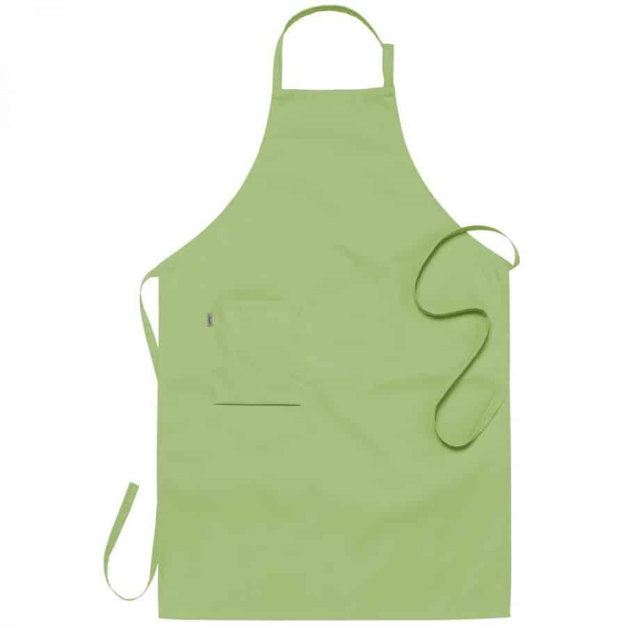 Smekkeforkle ca. 75x110 cm Eplegrønn