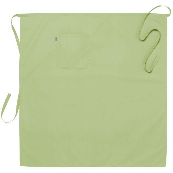 Midjeforkle ca. 95x100cm Eplegrønn