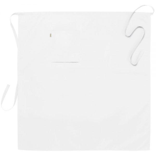 Midjeforkle ca95 x100cm hvit