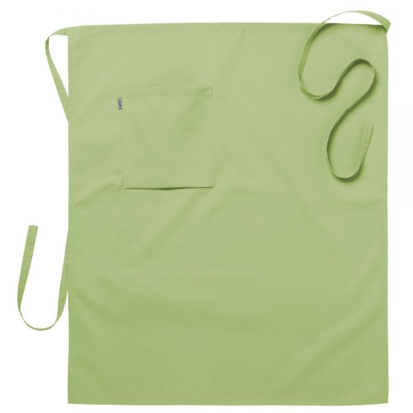 Midjeforkle ca. 75x85 cm Eplegrønn