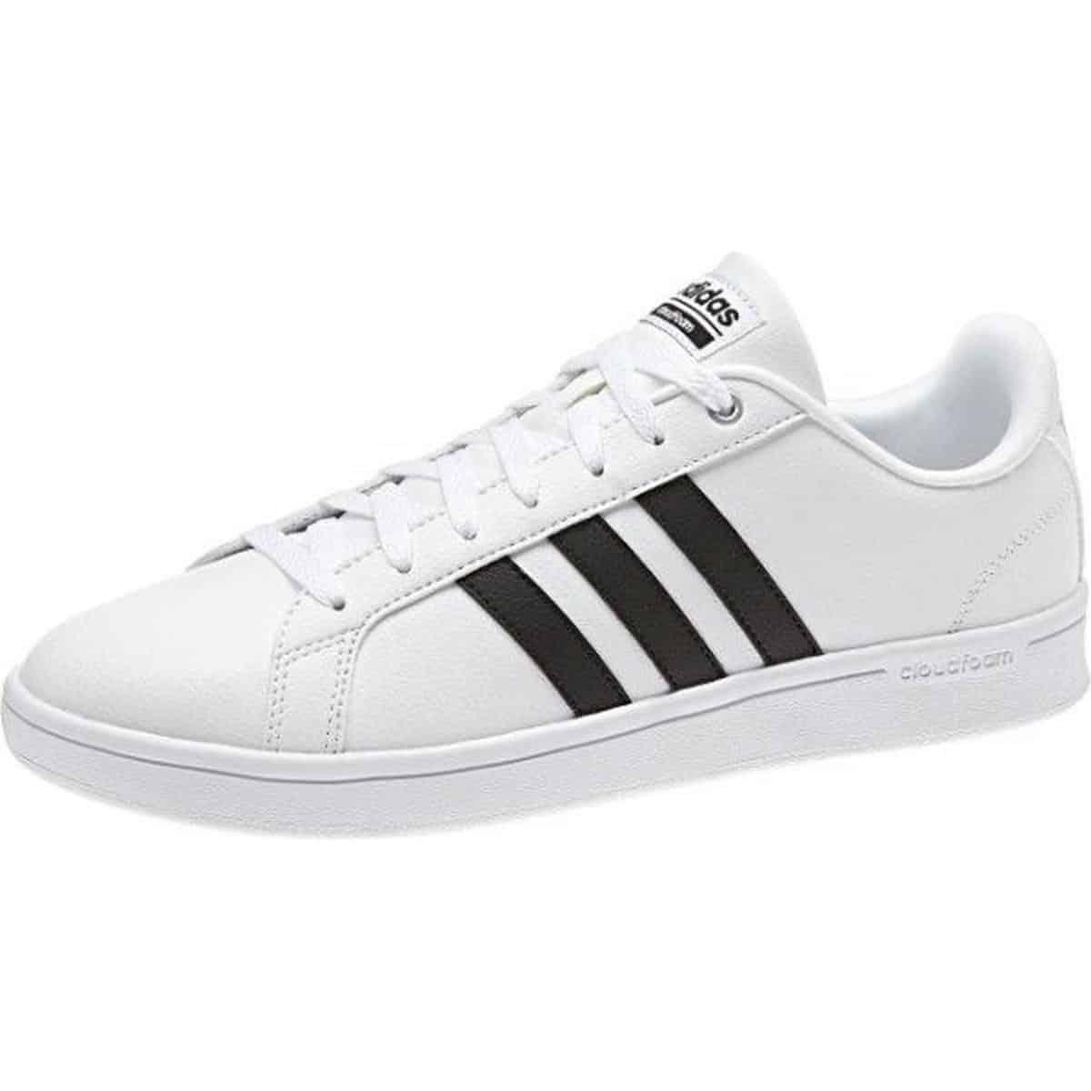 069d11c3 Kokkens Beste – Adidas Advantage stripe Walkingshoe