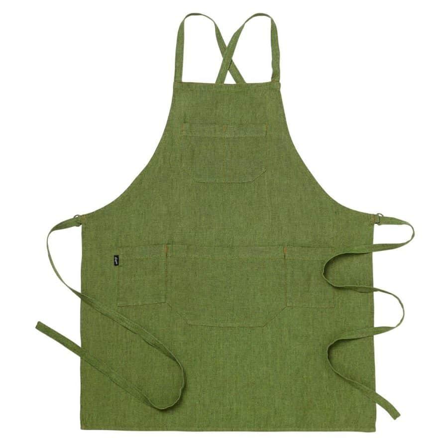 Segers Smekkeforkle 75x90 cm Grønn
