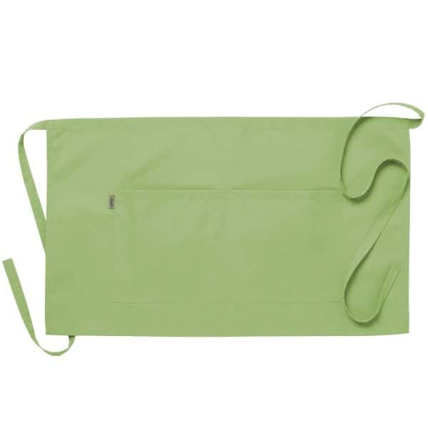 Midjeforkle ca75x43 cm Eplegrønn