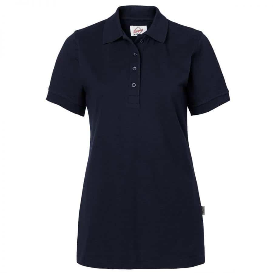 Pikéskjorte Dame, marine - Segers, Polo/Pique, Kokkens Beste