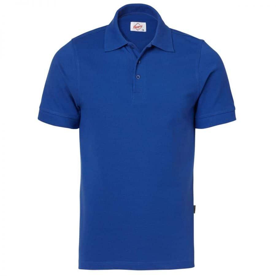 Pikéskjorte Herre, blå - Segers, Polo/Pique, Kokkens Beste