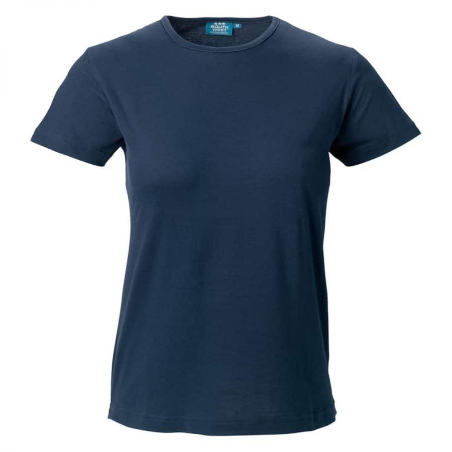 Segers T-skjorte dame Marine