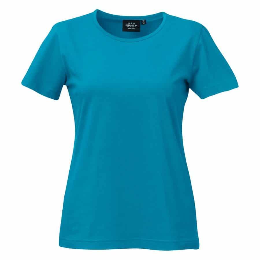 Segers T-skjorte dame Himmelblå