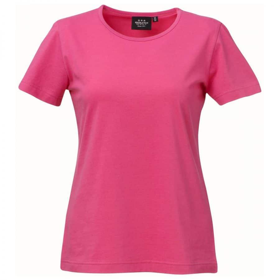 Segers T-skjorte dame Cerise
