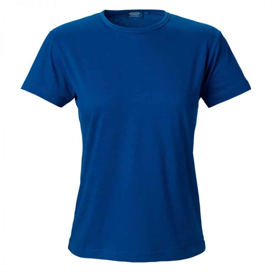 Segers T-skjorte dame Blå