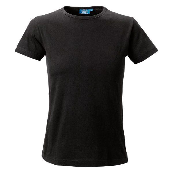 Segers T-skjorte dame Sort