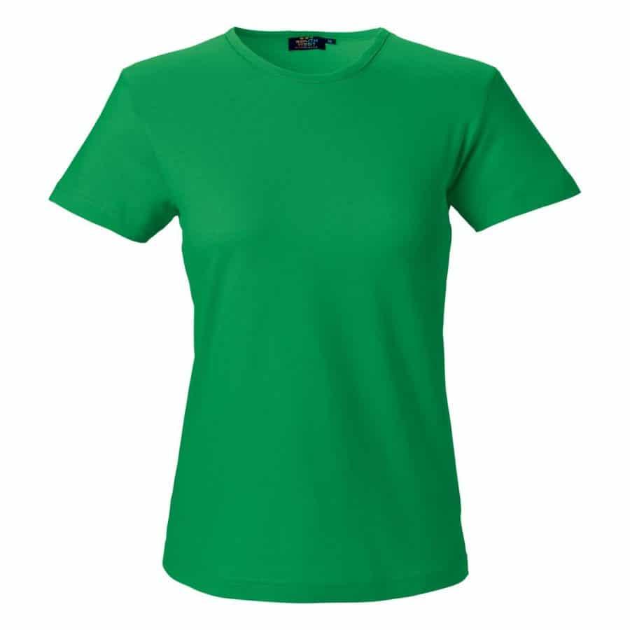 Segers T-skjorte dame Grønn