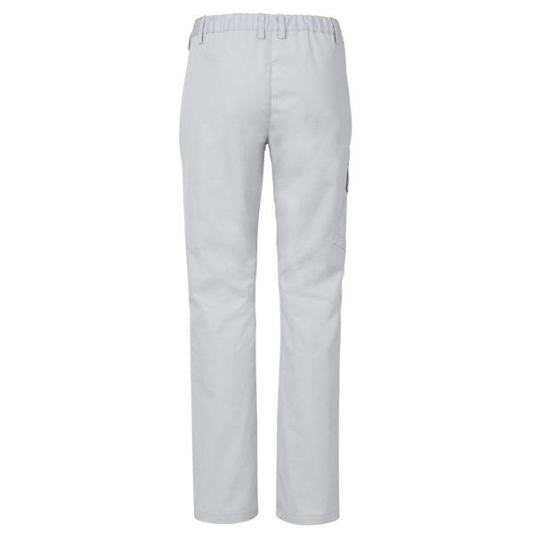 Bukse to-i-ett Dame Lysegrå