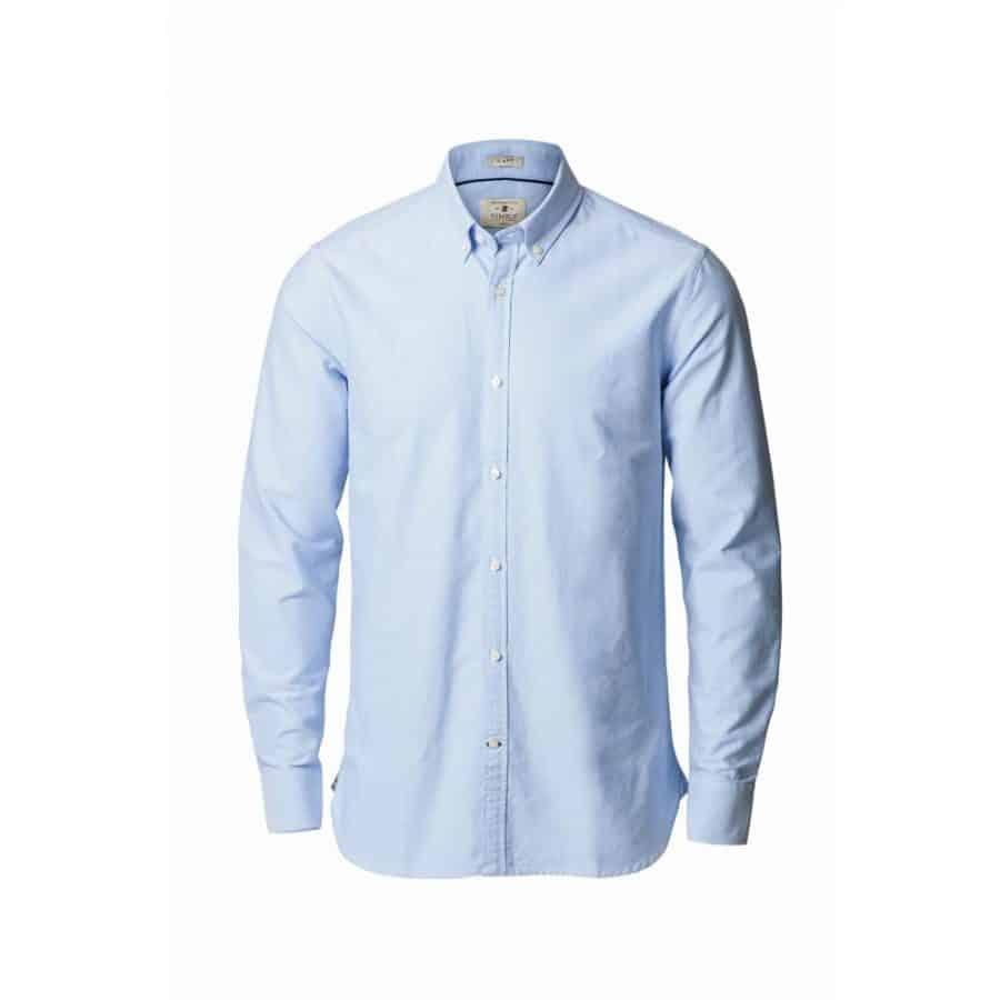 Nimbus Rochester Slim Fit Herre Skjorte Lys Blå - Nimbus, Nimbus, Kokkens Beste