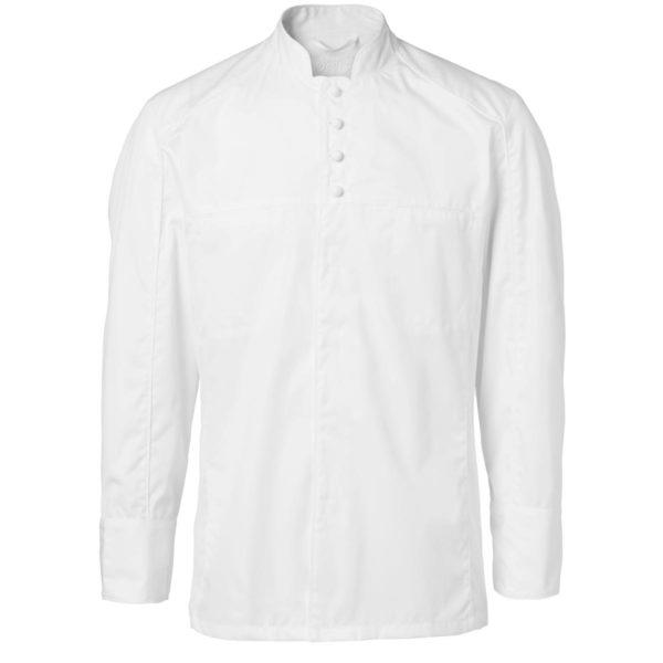 Kokkeskjorte Varg Lange Ermer Herre