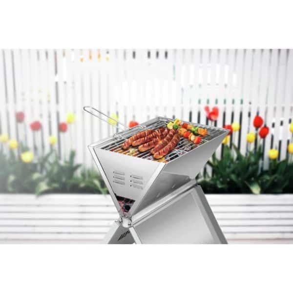 BBQ Grill - Bærbar grill