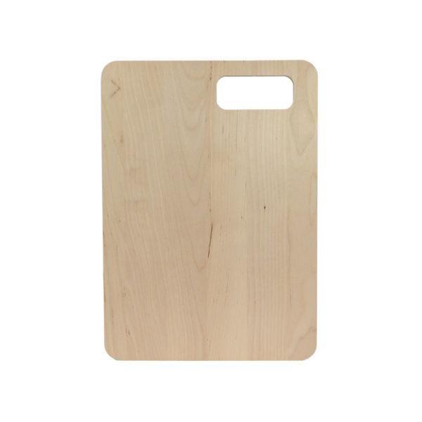 Wood skjærefjøl natur