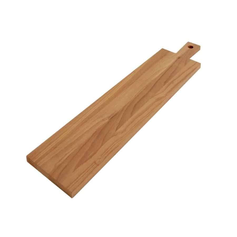 Wood serveringsfjøl ekstra lang