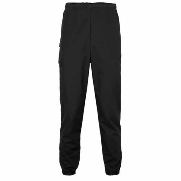 Bukse Sort Unisex med Strikk - Segers