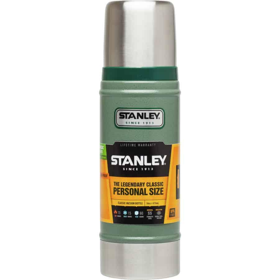 Stanley – Termos Grønn 0,5 liter.Børstet kopp - Stanley, Termoser, Kokkens Beste