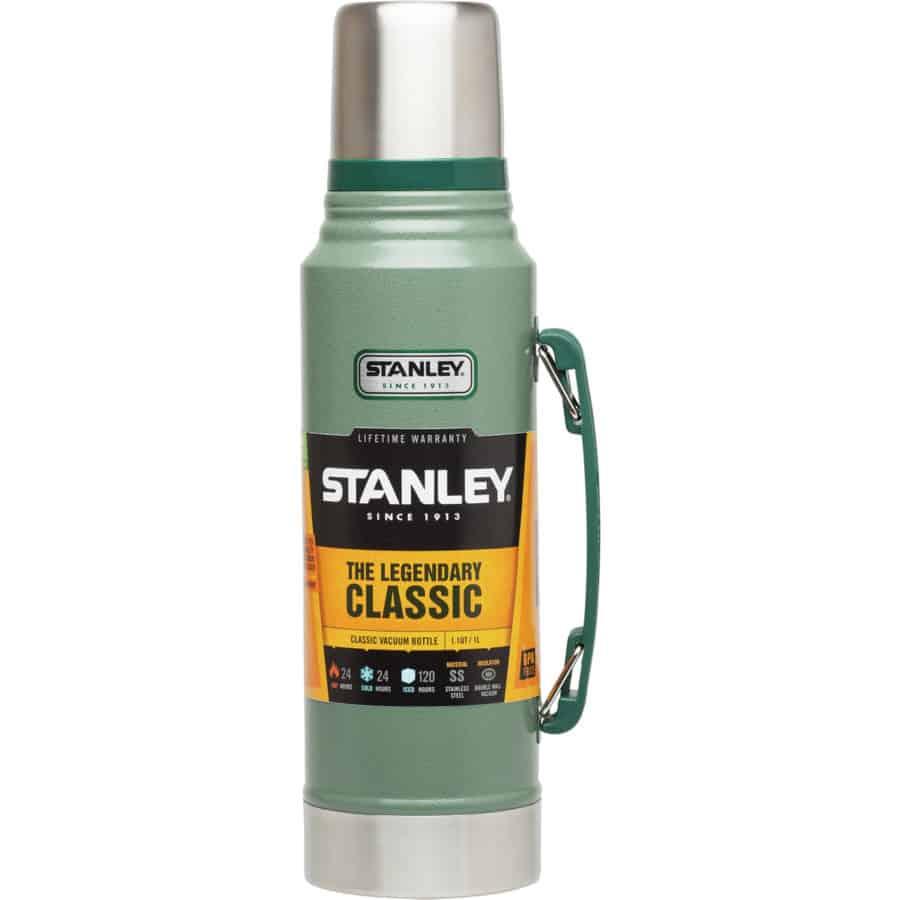 Stanley - Termos Grønn. 1 liter