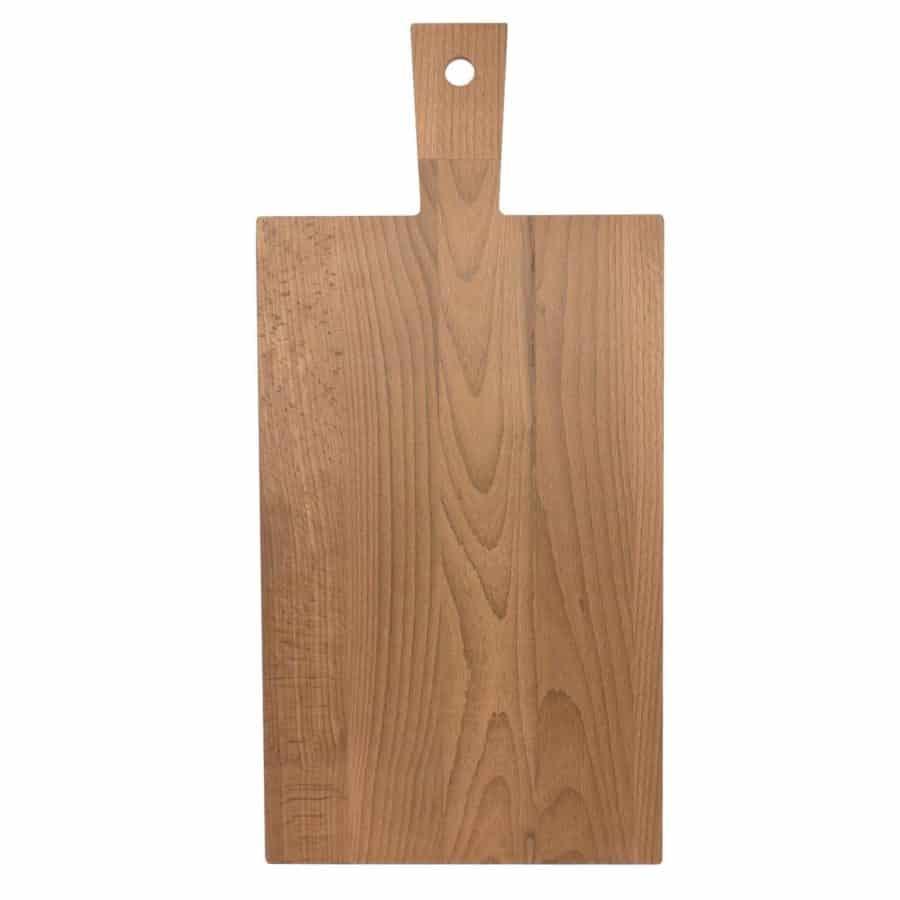 Wood skjærefjøl mørk natur