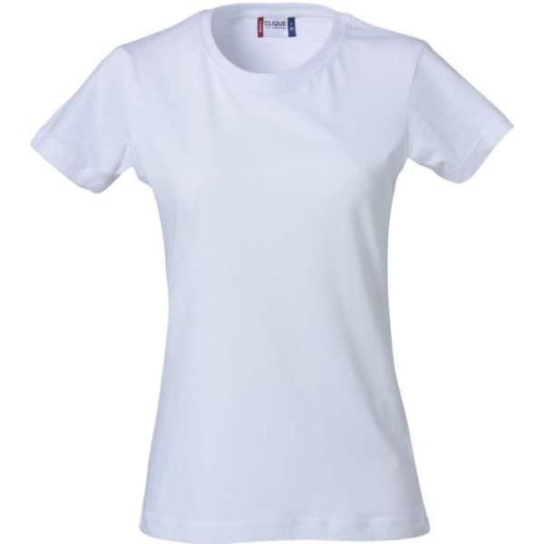 T-skjorte Basic-T Dame