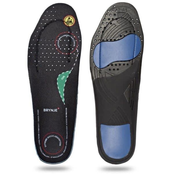 Brynje innleggssåle Ultimate Footfit - Medium