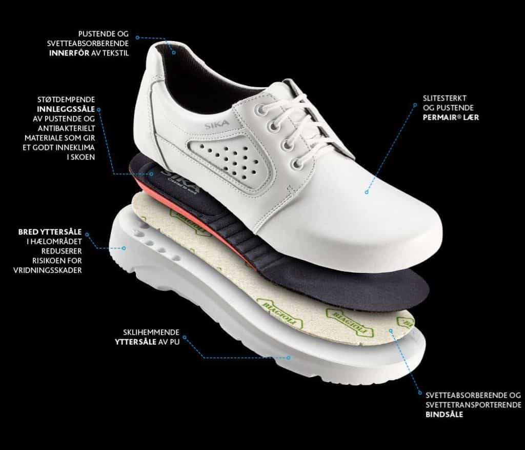 5293f6bd Hva gir man til skoen som har alt?