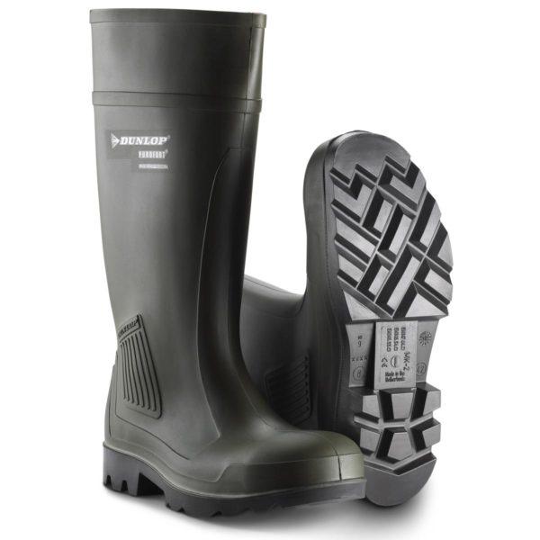 Vernestøvler Purofort Dunlop - Dunlop, Vernestøvler, Kokkens Beste