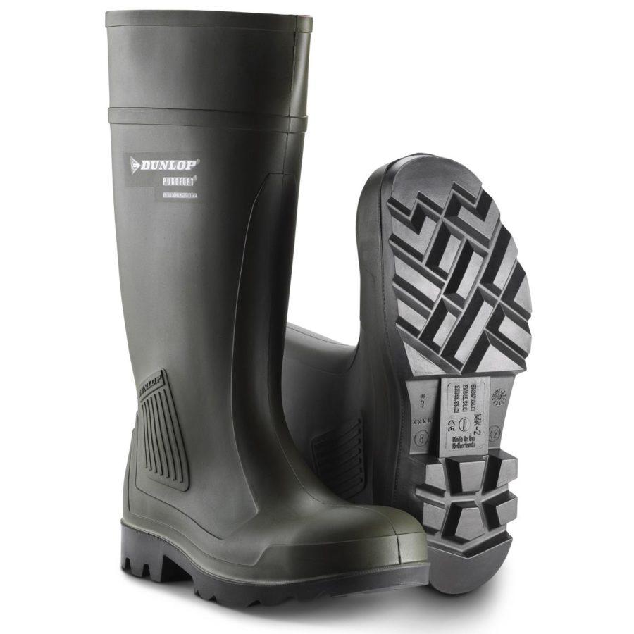 Vernestøvler Purofort Dunlop