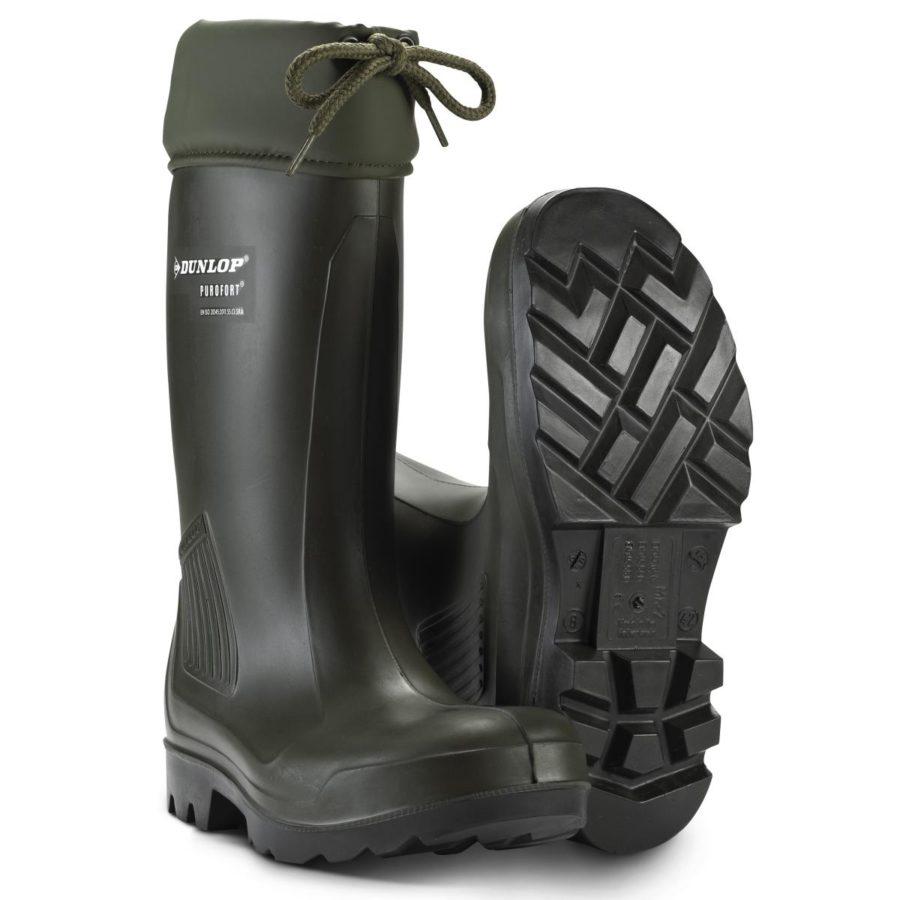 Vernestøvler Dunlop Purofort Thermoflex