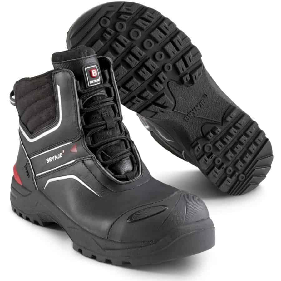 Vernestøvlett - Brynje B-Dry Low Boot