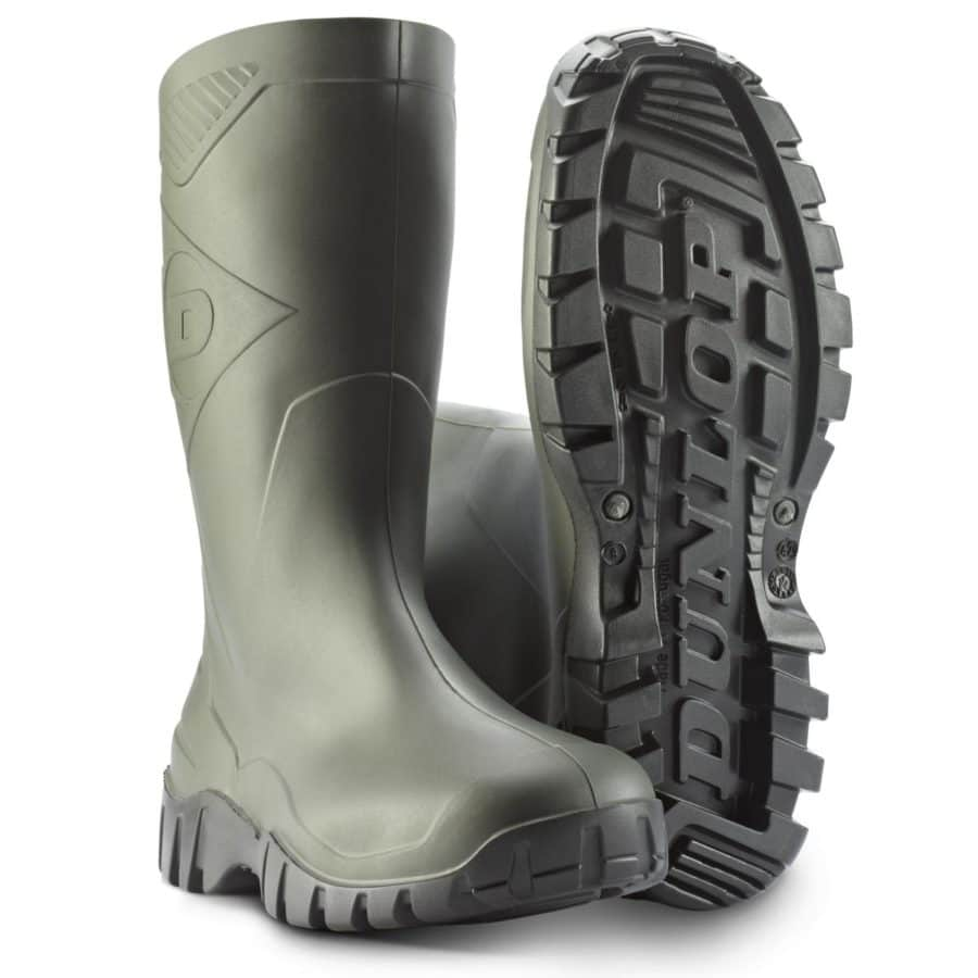 Støvler Dunlop Dee kort skaft