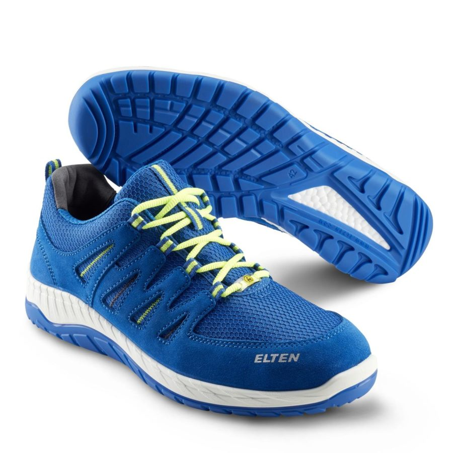 Vernesko Elten Maddox Blue Low