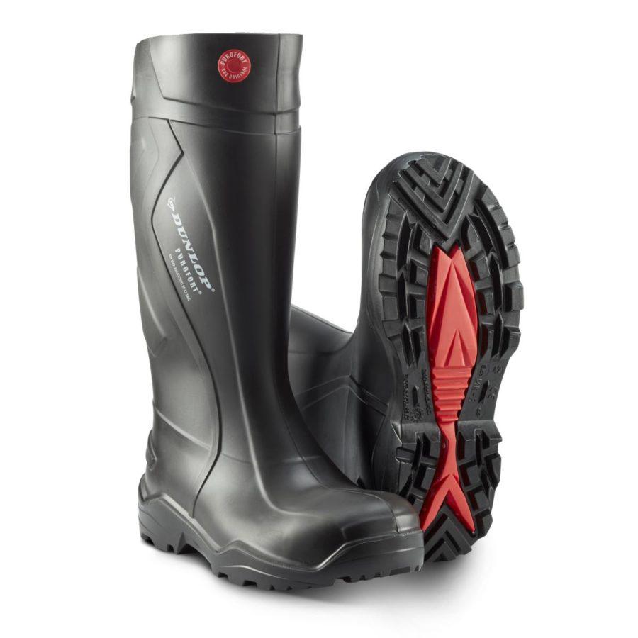 Vernestøvler Dunlop Purofort+