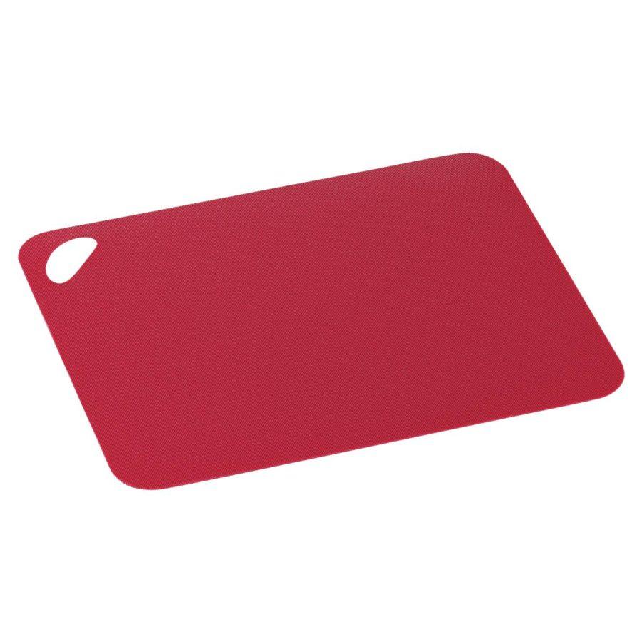 Skjærematte rød 38cm fleksibel