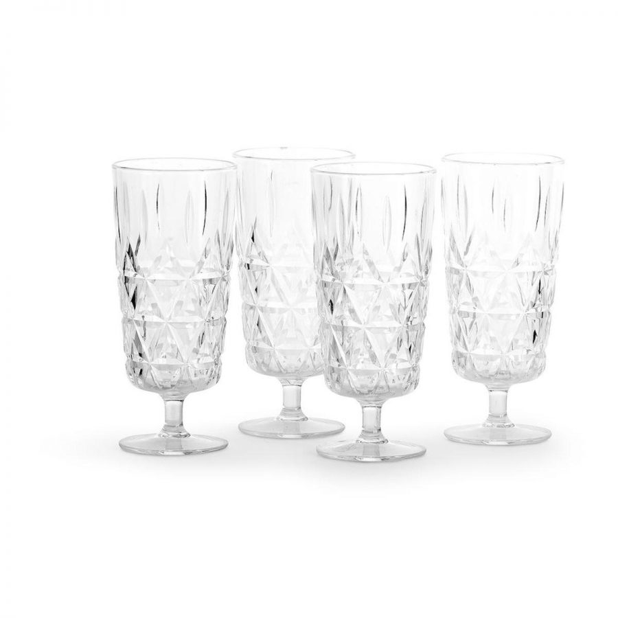 Piknik champagneglass 4pk