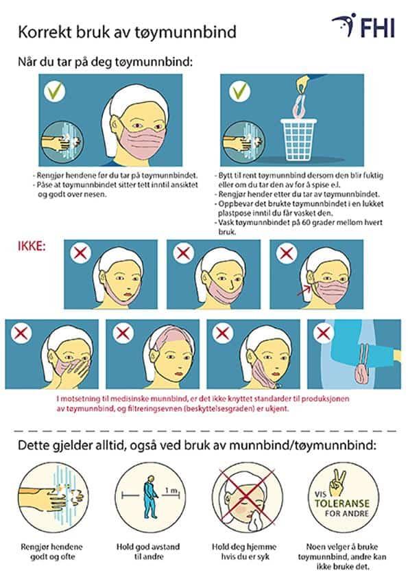Premier Munnbind/ansiktsmaske sort - Premier, Munnbind, Kokkens Beste