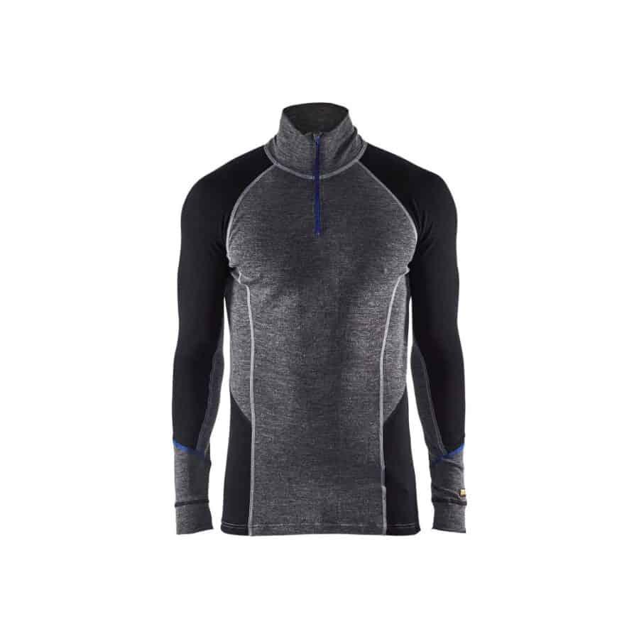 Undertøy Trøye med glidelås - Blåkläder, Undertøy, Kokkens Beste