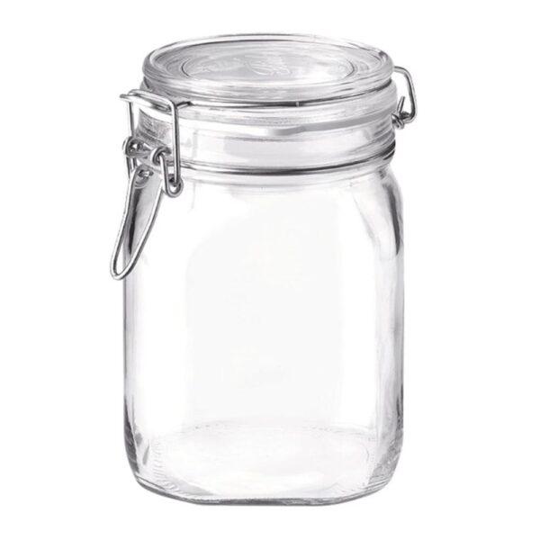 Bormioli Glasskrukke 1l