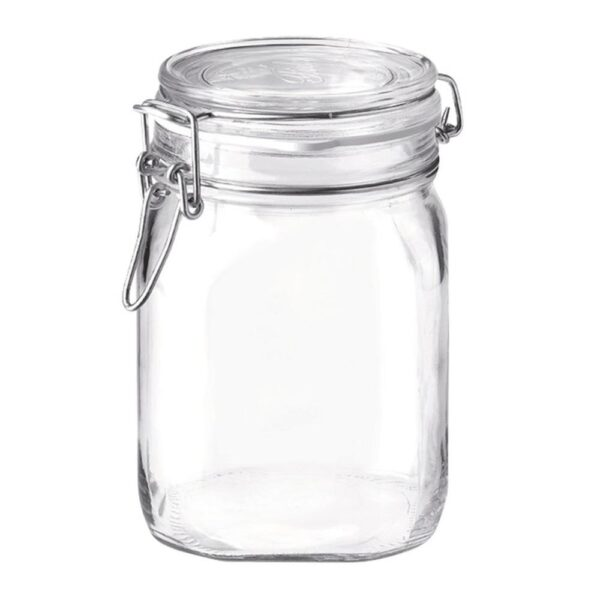 Bormioli glasskrukke 1,5l