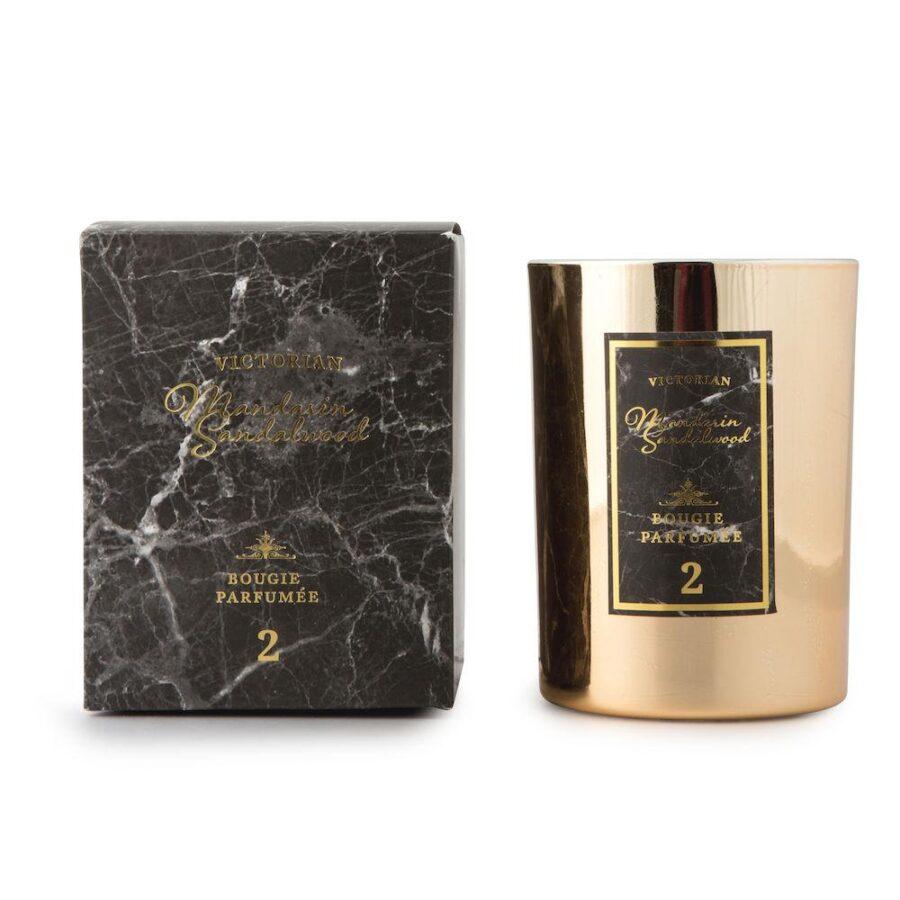 Duftlys Marble Mandarin Sandalwood - , Lys/Duftpinner, Kokkens Beste
