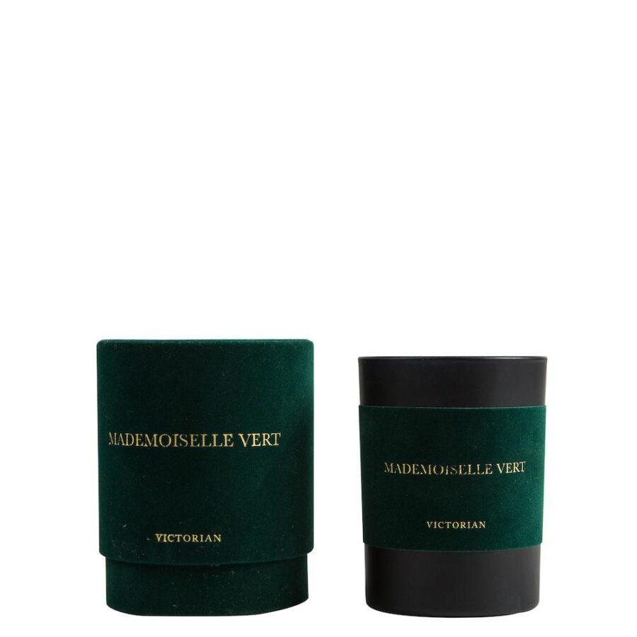 Duftlys Velvet Mademoiselle Vert - , Lys/Duftpinner, Kokkens Beste