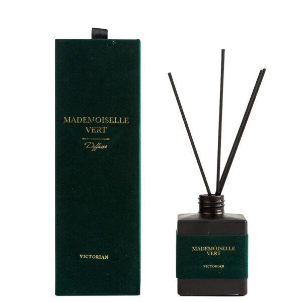 Velvet diffuser/duftpinner Mademoiselle Vert - , Lys/Duftpinner, Kokkens Beste
