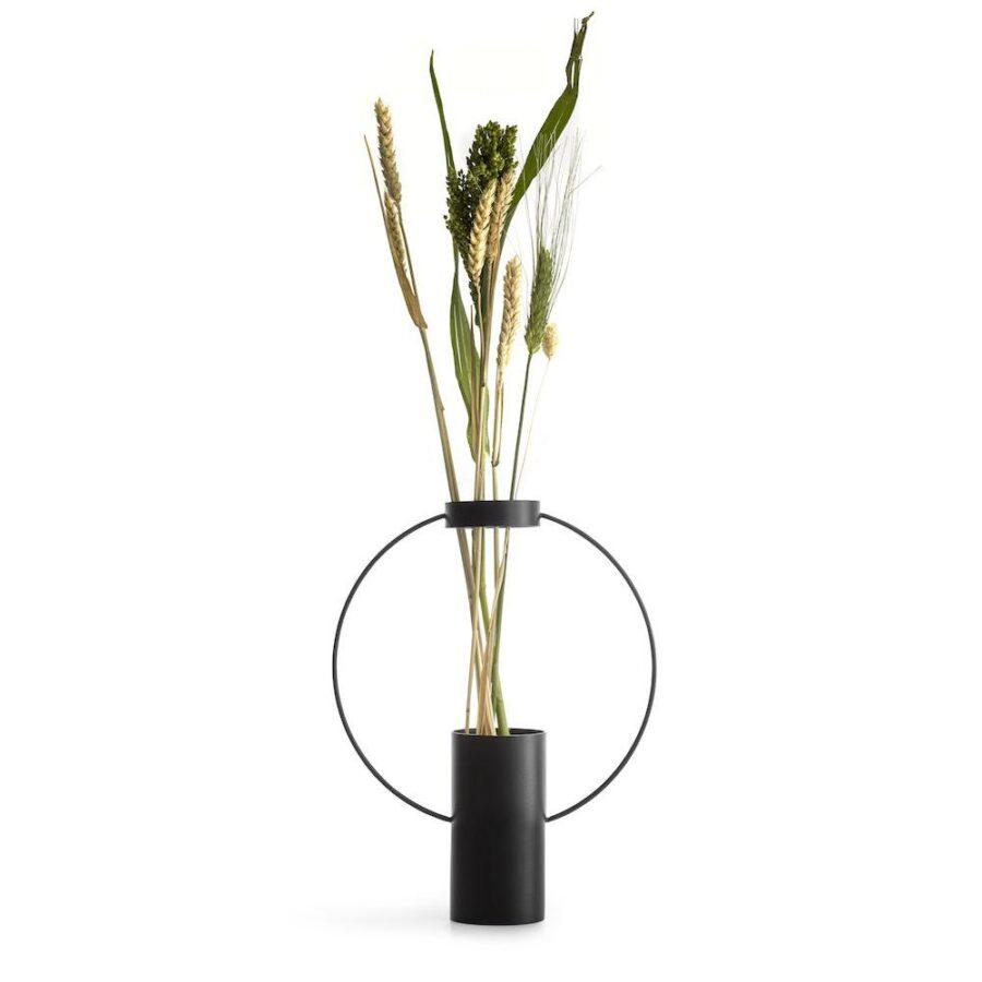 Moon Vase Stor Sort - Sagaform, Gaver & interiør, Kokkens Beste