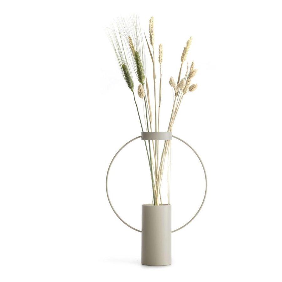 Moon Vase Stor, Sand - Sagaform, Gaver & interiør, Kokkens Beste